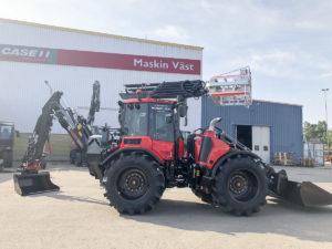 Maskin Väst levererar Huddig 1260D